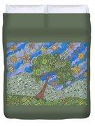 Virginia Quilts Duvet Cover