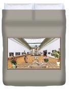 Virtual Exhibition - Girs 31 Duvet Cover