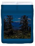 Virtuous Vista Duvet Cover