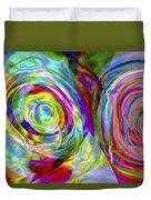 Vision 44 Duvet Cover by Jacques Raffin