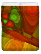 Vision Of Joy Duvet Cover