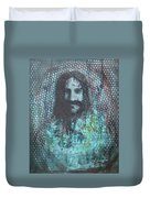 Vision Of Meher Baba Duvet Cover