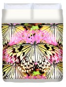 Visions Of Spring Duvet Cover