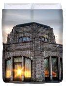 Vista House 0021 Duvet Cover
