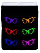 Visual Distinction Full Spectrum Duvet Cover