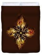 Vital Cross Duvet Cover