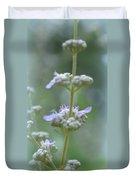 Vitex Cannabinifolia Duvet Cover