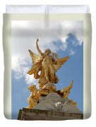Vivtoria Memorial Duvet Cover