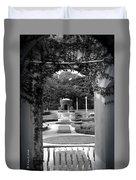 Vizcaya Garden Duvet Cover