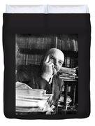 Vladimir Lenin (1870-1924) Duvet Cover