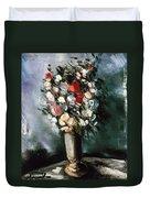 Vlaminck: Summer Bouquet Duvet Cover