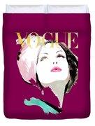 Vogue 3 Duvet Cover