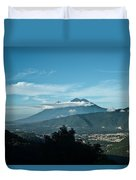 Volcan De Agua Antiqua Gutemala 3 Duvet Cover