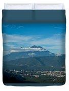 Volcan De Agua Antiqua Gutemala 5 Duvet Cover