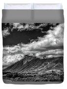 Volcan De Fuego - Bnw - Antigua Guatemala Duvet Cover