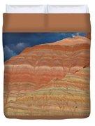 Volcanic Rainbow Duvet Cover