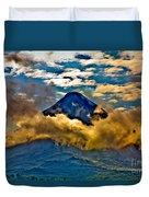 Volcano 2 Duvet Cover