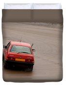 Volvo 340 Drift Duvet Cover