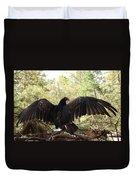 Vulture 429 Duvet Cover