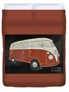 Vw Bus Duvet Cover