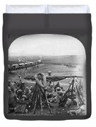 W W I: Battle Of Verdun Duvet Cover