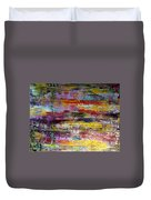 W72 - Count On You Duvet Cover