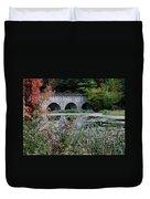 Wachusett Aquaduct Duvet Cover