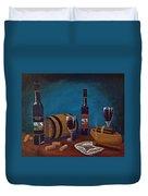 Waco Winery Duvet Cover
