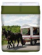 Wagon 6 Duvet Cover