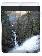 Wah Gwin Gwin Falls 1 Duvet Cover