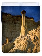 Wahweap Hoodoos At Dawn Duvet Cover