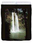 Wailua Falls 3 Duvet Cover