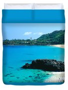 Waimea Bay Duvet Cover