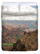 Waimea Canyon 4 Duvet Cover