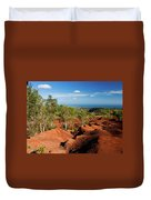 Waimea Canyon Duvet Cover