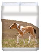 Wait Up Mom Duvet Cover