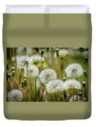 Waiting For A Spring Breeze Duvet Cover