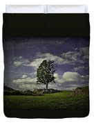 Wake Me Up When September Ends Duvet Cover