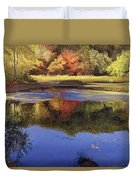 Walden Pond II Duvet Cover