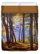 Walden Pond IIi Duvet Cover