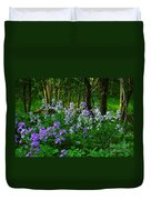 Walk In The Woods Duvet Cover