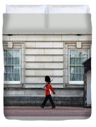 Walkabout In London Duvet Cover