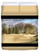 Walking To The Trees Duvet Cover