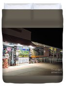 Walkway To The Past Duvet Cover
