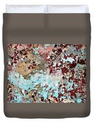 Wall Abstract 128 Duvet Cover