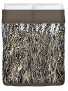 Wall Of Weeds - 2 Duvet Cover