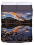 Wall Reflection Duvet Cover