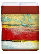 Wall Strip Duvet Cover by Ray Laskowitz - Printscapes