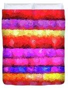 Wallart-multicolor Design Duvet Cover