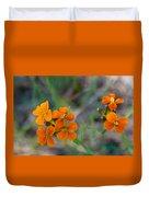 Wallflower Wildflower Duvet Cover
